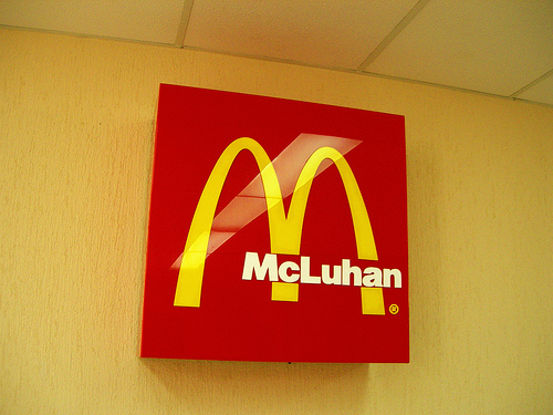 McLuhan Golden Arches