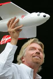 Richard Branson iconoclast