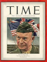 Roz Eisenhower Time Cover