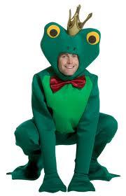 Roz Frog Prince