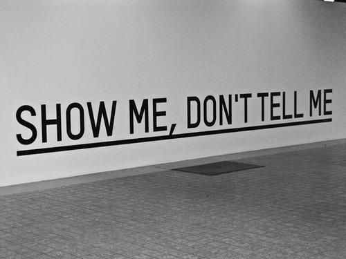 actions speak1