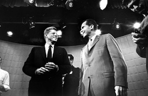 It is generally believed that JFK won the 1960 Presidential Election based on how he looked on TV.