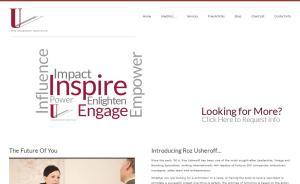 Roz New Website