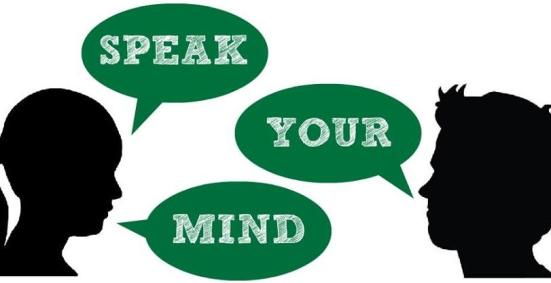 7 Reasons Why You Should Always Speak Your Mind