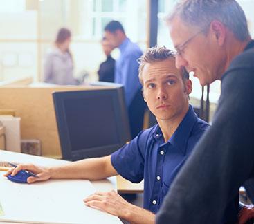 problem employee mentoring